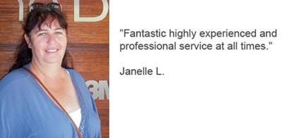 fantastic highly experienced and professional service at all times